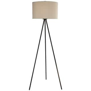 Threads Bronze Floor Lamp
