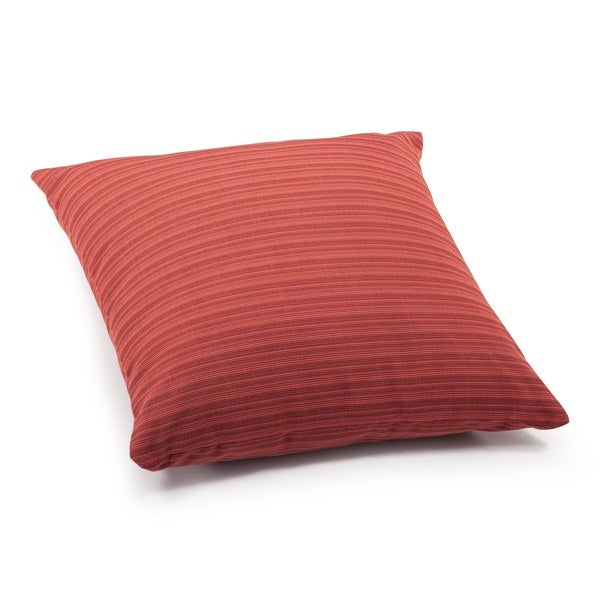 Rust Red 'Doggy' Pillow