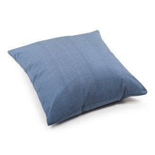 Lizzy Country Blue Decorative Pillow
