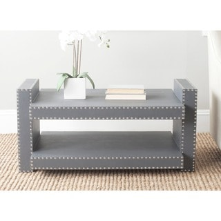 Safavieh Garson Grey Coffee Table