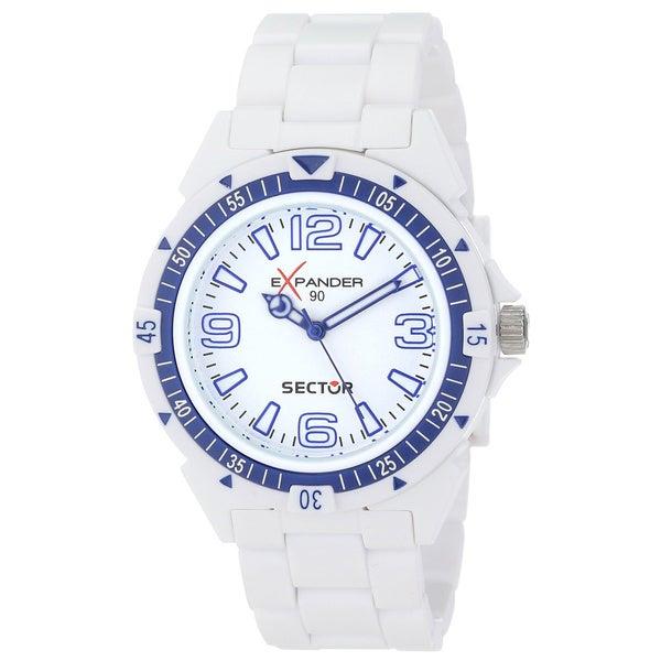 Sector Men's Expander 90 Plastic Bracelet Watch