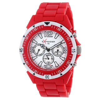 Sector Men's Expander 90 Plastic Bracelet Watch