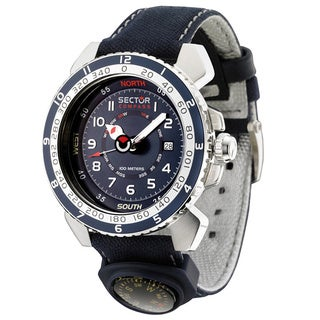 Sector Men's Mountain Centurion Compass Date Watch