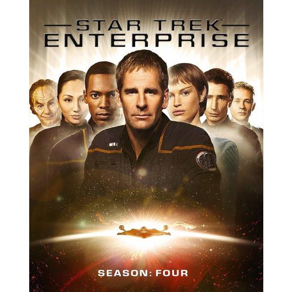 Star Trek: Enterprise The Complete Fourth Season (Blu-ray Disc) 12257340
