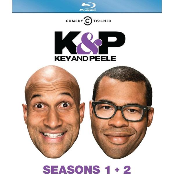 Key & Peele: Seasons One & Two (Blu-ray Disc) 12257342