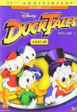Ducktales Vol. 1 (DVD)