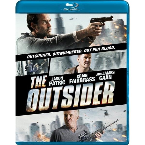 The Outsider (Blu-ray Disc) 12257433
