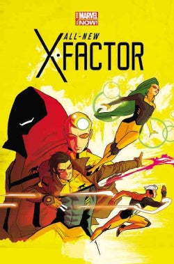 All-New X-Factor 1: Not Brand X (Marvel Now!) (Paperback)