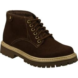 Women's Skechers Authentics Workhorse Brown