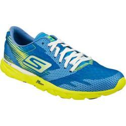 Men's Skechers GOmeb Speed 2 Blue/Green