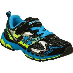 Boys' Skechers Jagz Gorge Black/Blue