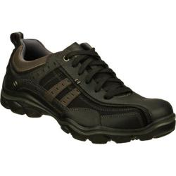 Men's Skechers Relaxed Fit Montz Reyvon Black