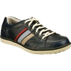 Men's Skechers Relaxed Fit Sorino Duarte Navy/Navy
