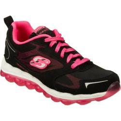 Girls' Skechers Skech-Air Bizzy Bounce Black/Pink