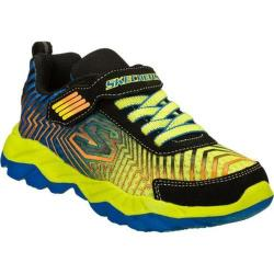 Boys' Skechers Zorax Xanthous Black/Green