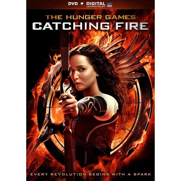 The Hunger Games: Catching Fire (DVD) 12261920