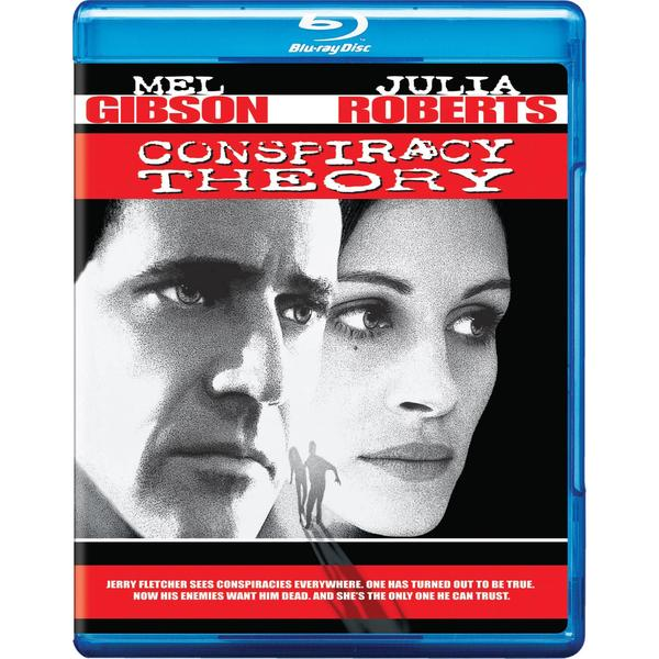 Conspiracy Theory (Blu-ray Disc) 12263239