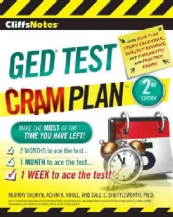 Cliffsnotes GED Cram Plan (Paperback)