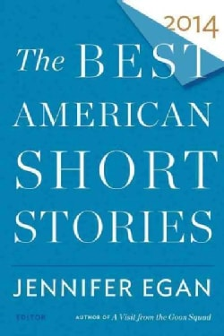 The Best American Short Stories 2014 (Hardcover)