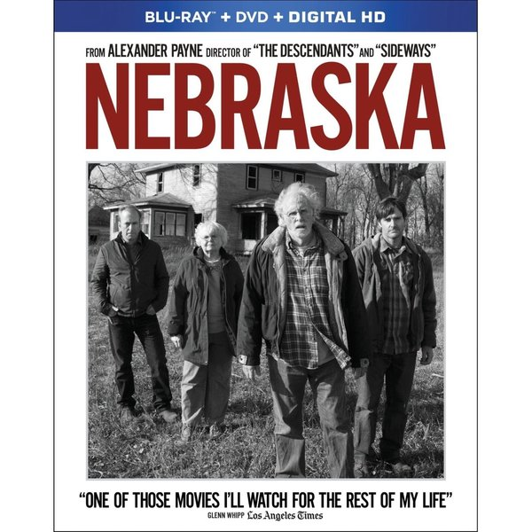 Nebraska (Blu-ray/DVD) 12264452