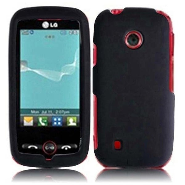 INSTEN Phone Case Cover for LG Beacon MN270/ Attune UN270