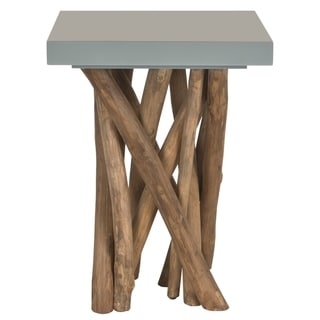 Safavieh Hartwick Grey End Table