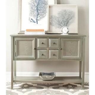 Safavieh Charlotte Ash Grey Storage Sideboard