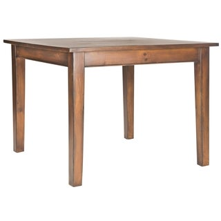 Safavieh Nathan Sepia Dining Table