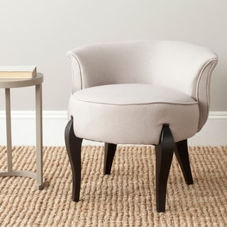 Safavieh Mora Taupe Vanity Chair