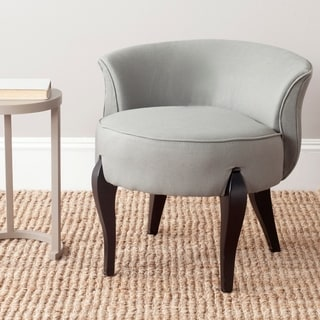 Safavieh Mora Sea Mist Vanity Chair