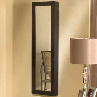 Dalton Home Collection Mirrored Jewelry Wall Armoire