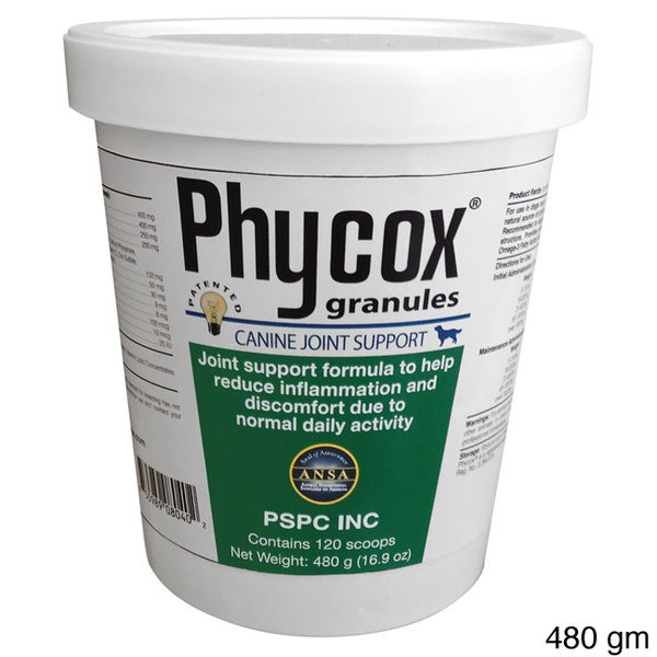 Phycox Canine Joint Support Formula Granules