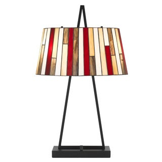 Cal Lighting Imperial Tiffany Table Lamp