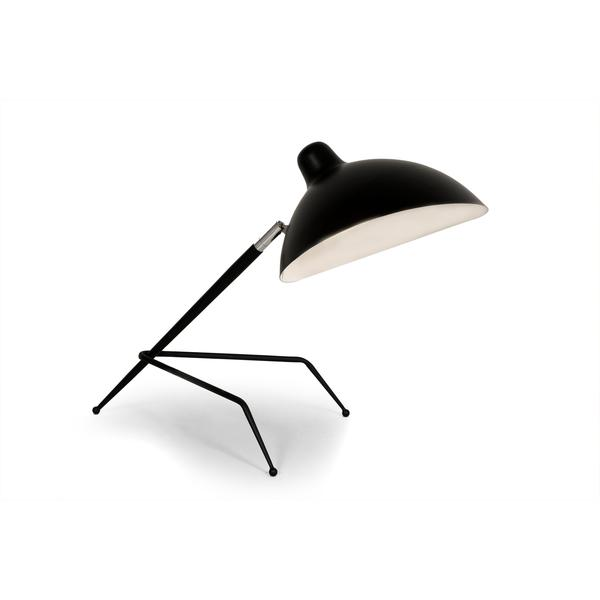 Hans Andersen Home Nicklas Style 1-light Black Table Lamp