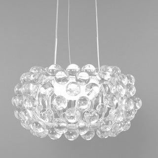 Thurman 1-light Clear Pendant
