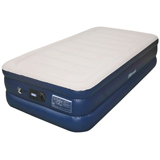 Airtek Raised Twin-size Air Bed With Bulit-in Pump
