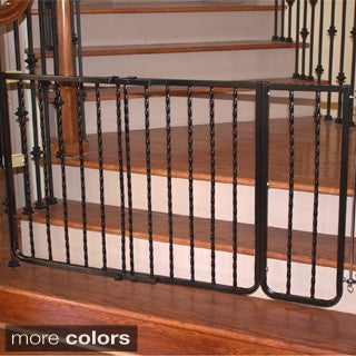 Cardinal Gates Wrought Iron Decor Gate Width Extension