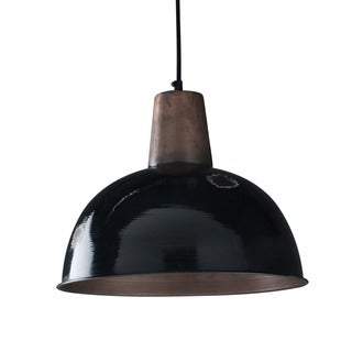 Bristol Steel Hanging Lamp (India)