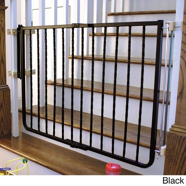 Cardinal Gates Wrought Iron Decor Gate 15937496