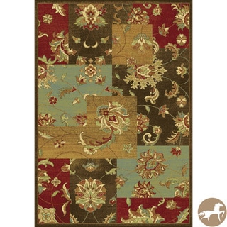 Christopher Knight Home Mahal Views Mocha Area Rug (7'10 x 11'2)