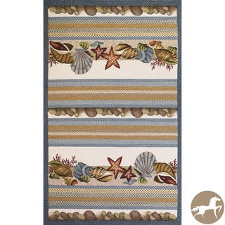 "Christopher Knight Home 'Seashells 5506' Area Rug (27"" x 45"")"