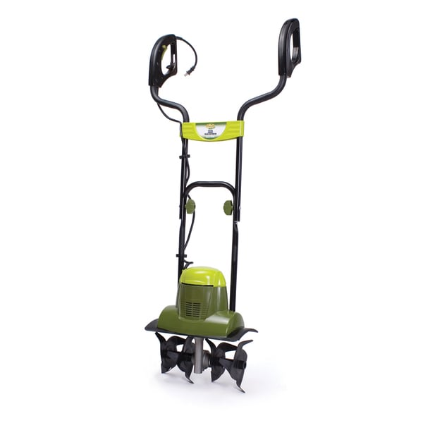 Refurbished 6.5-amp Electric Garden Tiller/Cultivator
