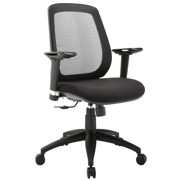 Cruise Adjustable Armrest Office Chair