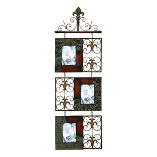 Antique Design Metal Wall Photo Frame