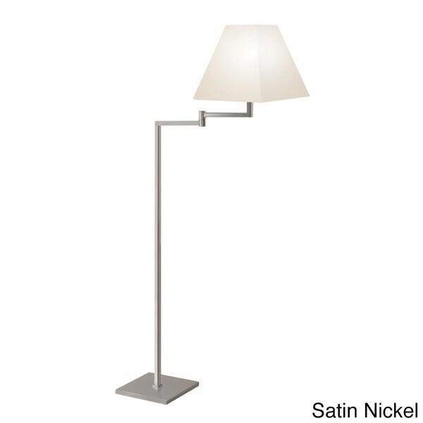 Lighting Square 1-light Floor Lamp