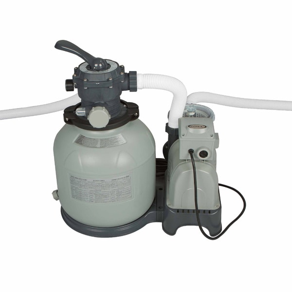 Intex 2900-gallon Sand Filter Pump