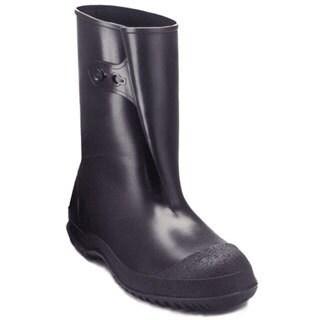 Workbrutes Men's 10-inch Black Molded Rubber Work Boot