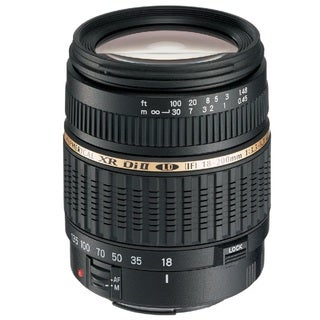 Tamron 18-200mm XR Di II LD Asph IF Macro Lens for Sony and Minolta