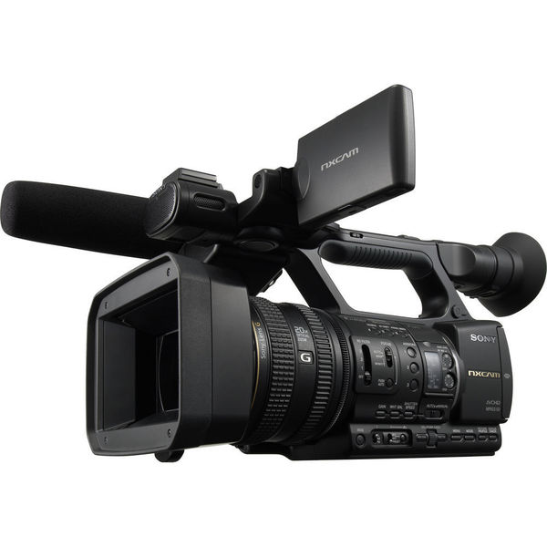 """Sony HXRNX5U Digital Camcorder - 3.2"""" LCD - CMOS - SD 12270754"""