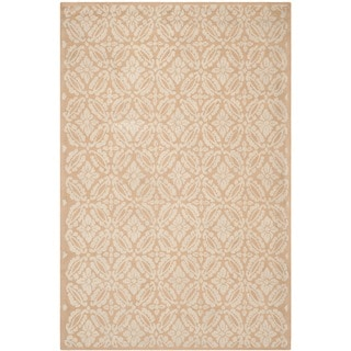 Safavieh Hand-hooked Chelsea Gold Wool Rug (8'9 x 11'9)